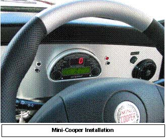 Mini Cooper Dash
